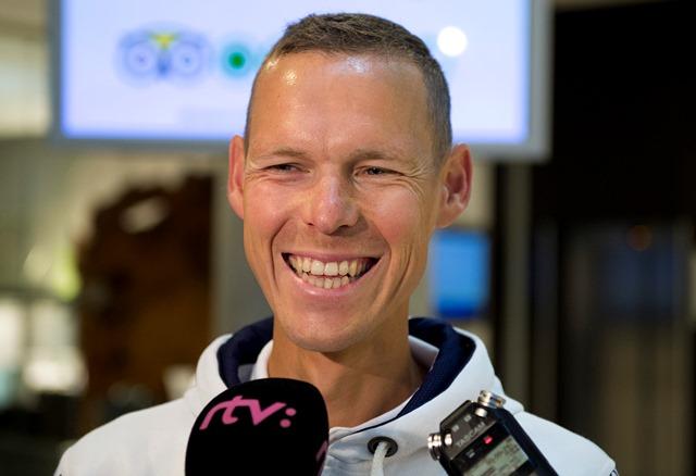 Na snímke slovenský reprezentant v športovej chôdzi Matej Tóth