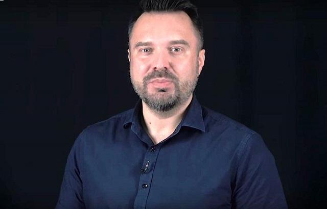 Známy ruský bloger Ruslan Ostaško