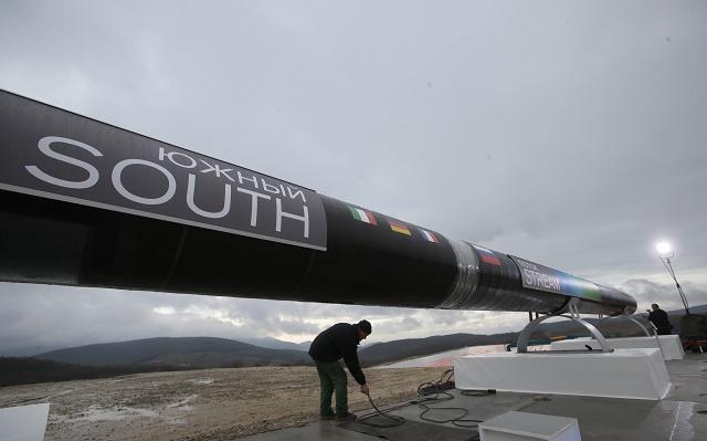 Začiatok výstavby plynovodu South Stream