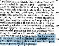 Zistilo sa, že Nikola Tesla ešte pred takmer 120 rokmi vymyslel bezpilotné lietadlo