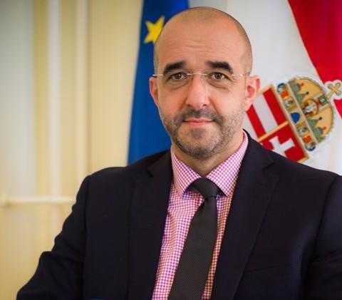 Na snímke Zoltán Kovács