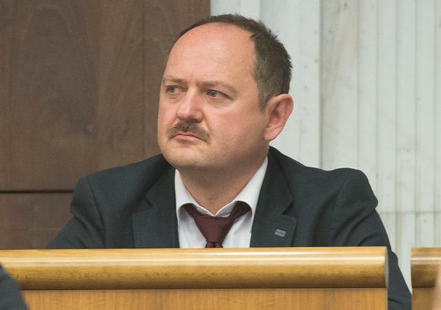 Na snímke nezaradený poslanec NRSR Zsolt Simon