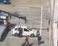 Premiestňovanie automobilu pri vytváraní nových parkovacích miest