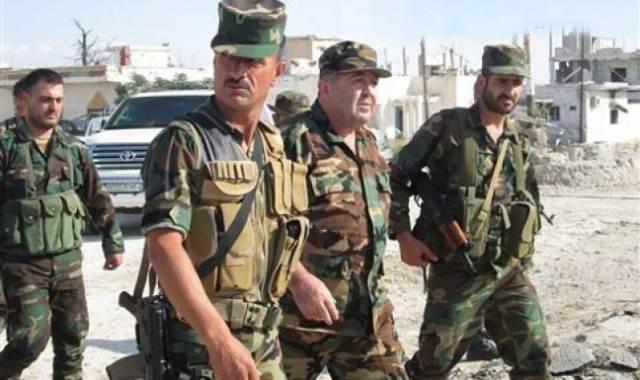 Na snímke plukovník Hassan Sucheil, z Tiger Force