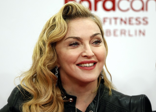 Americká speváčka Madonna