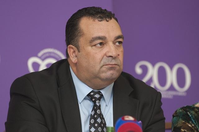 Na snímke generálny riaditeľ NÚSCH Mongi Msolly