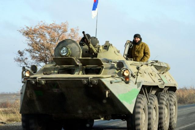 Vojaci ruskej armády Foto:Mstyslav Chernov