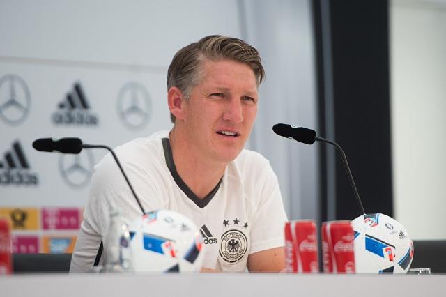 Bastian Schweinsteiger reč
