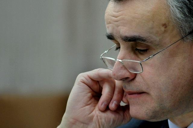 Na snímke Vladimír Palko
