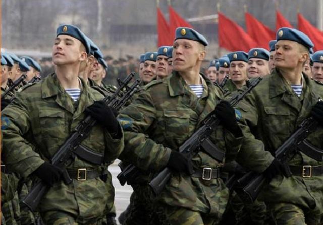Rruské výsadkové jednotky