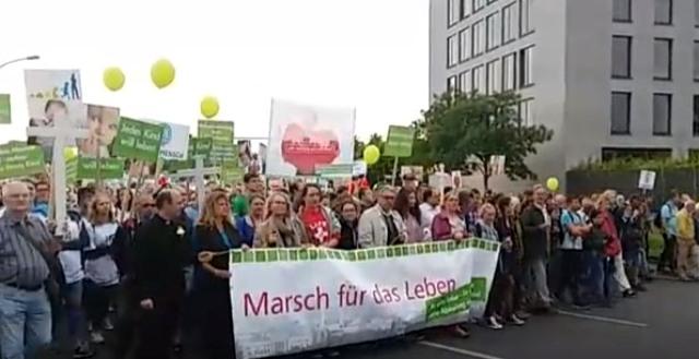 V Berlíne viac ako 7500 ľudí na Pochode za život