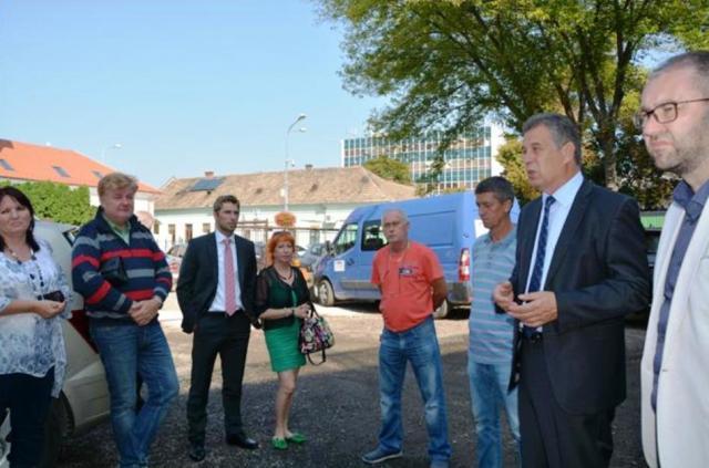 Poslanecký prieskum na rekonštrukcii ZŠ kniežaťa Pribinu v Nitre