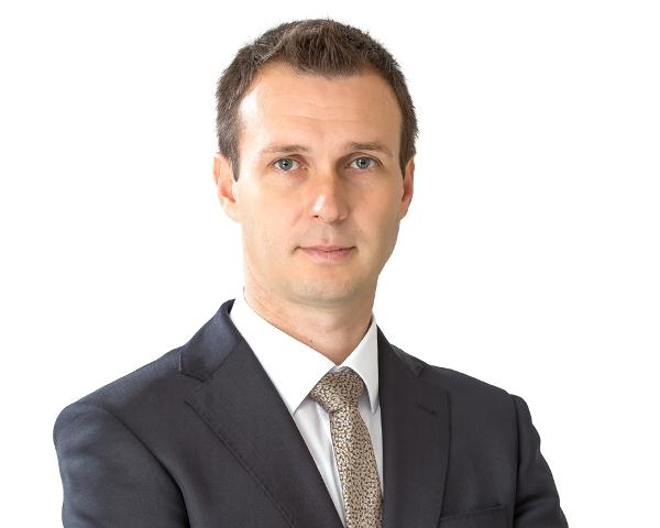 Na snímke novovymenovaný štátny tajomník Peter Ďurček