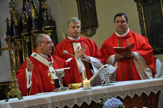 Arcibiskup Mons. Bernard Bober privítal v Košiciach vysokoškolákov