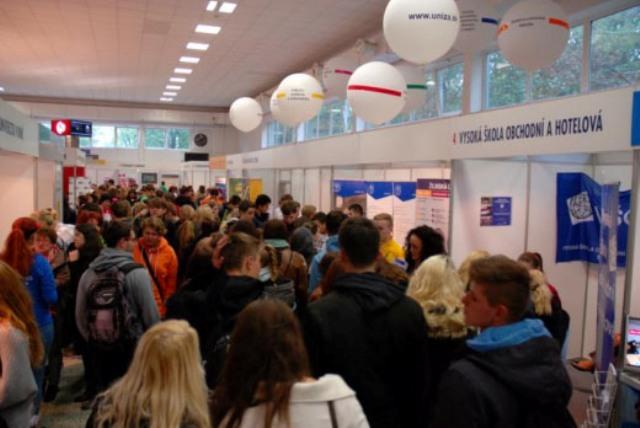Európsky veľtrh pomaturitného a celoživotného vzdelávania Gaudeamus Nitra 2016