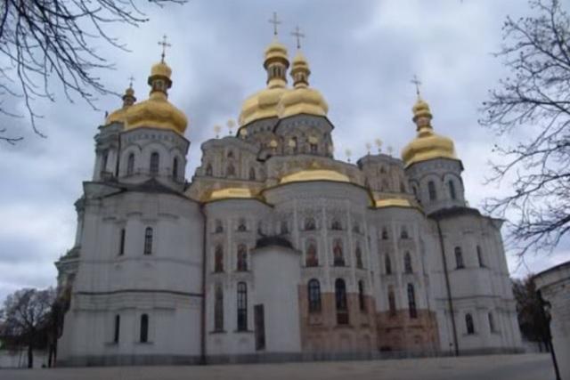 Na snímke chrám Sofie Kyjevskej
