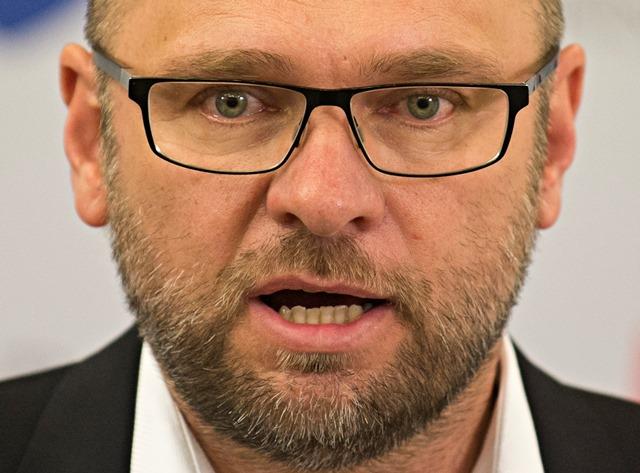 Na snímke Richard Sulík (SaS)