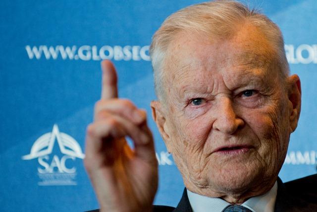 Na snímke  bývalý poradca amerického prezidenta pre národnú bezpečnosť Zbigniew Brzezinski