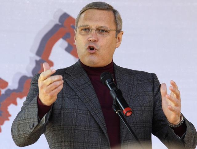 Bývalý ruský premiér Michail Kasianov