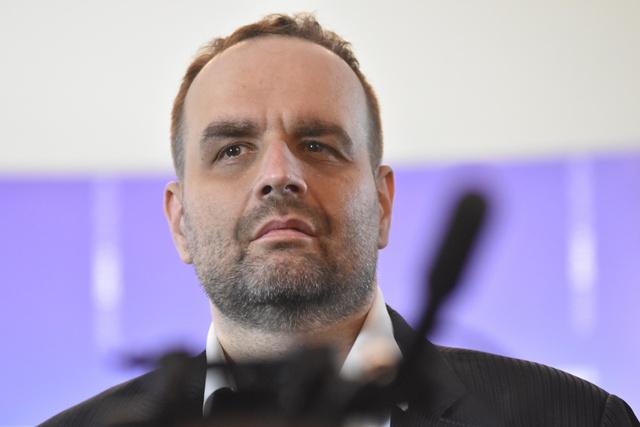 Na snímke predseda Bratislavského samosprávneho kraja (BSK) Pavol Frešo