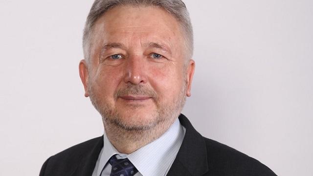 Na snímke Michal Kravčík