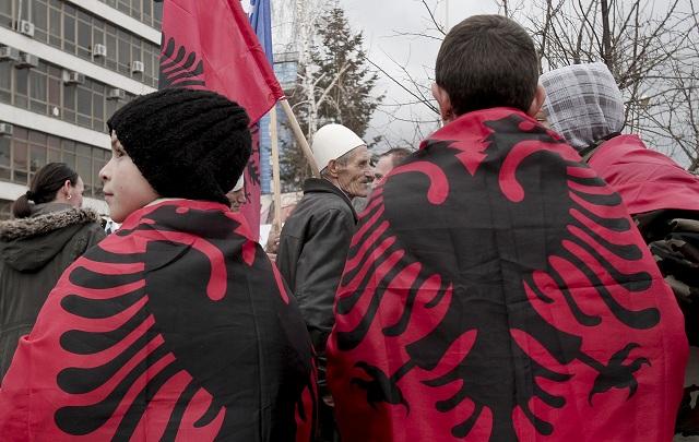 Etnickí Albánci