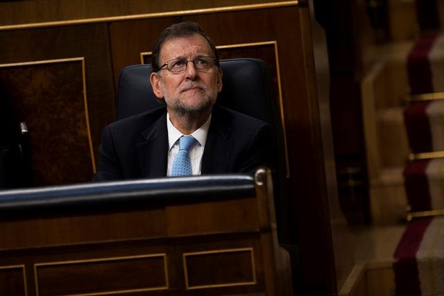 Na snímke Mariano Rajoy