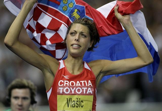 Blanka Vlašičová z Chorvátska