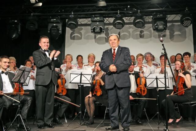 Na snímke Levko Dohovič