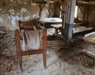 Miestnosť, kde spali väzni