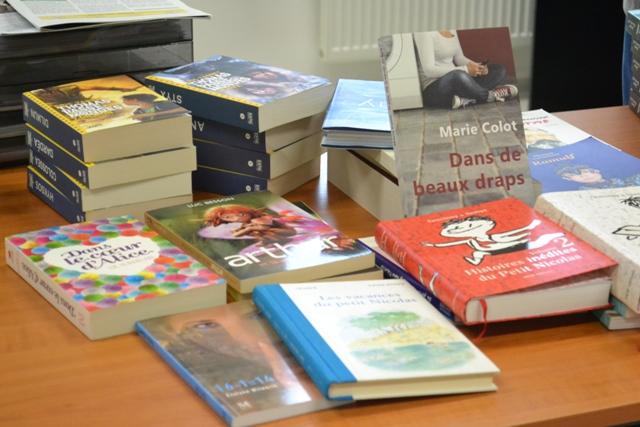 Francúzštinári v Košiciach núdzu o knihy nepociťujú