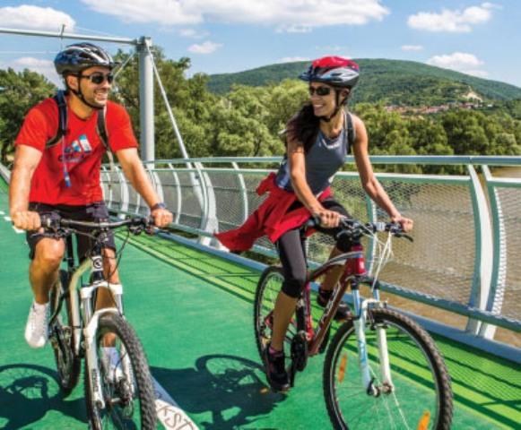 Cyklistika je v Bratislave čoraz populárnejšia