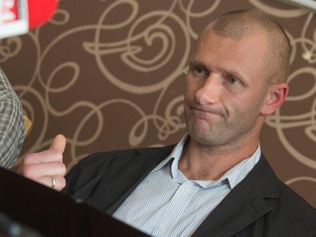 Na snímke riaditeľ galantského resocializačného zariadenia Peter Tománek