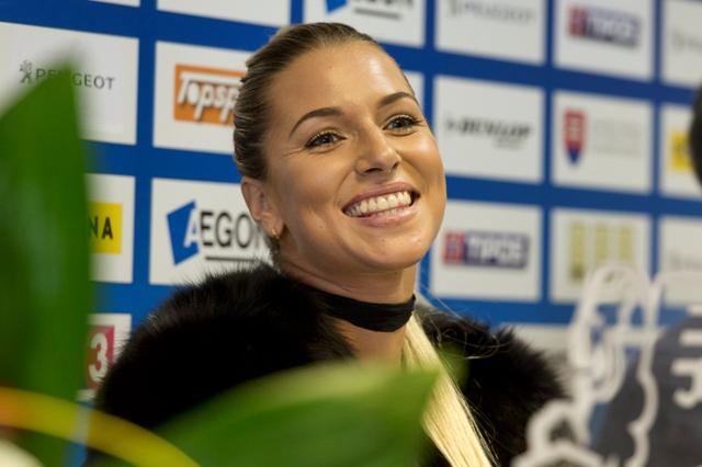 Na snímke víťazka tenisového turnaja WTA v Linzi Dominika Navara Cibulková