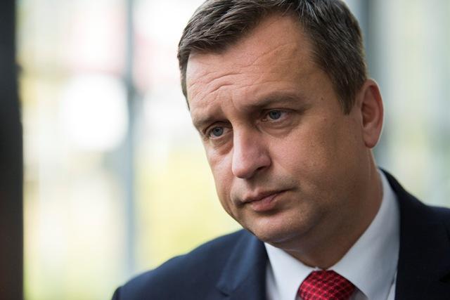 Na snímke predseda Národnej rady Andrej Danko