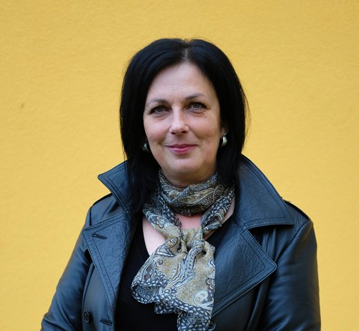 Na snímke riaditeľka Základnej školy s materskou školou v Bystranoch Júlia Čurillová