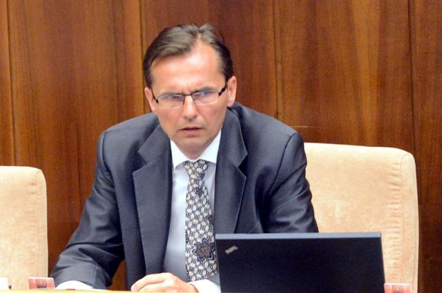 Na snímke Ľubomír Galko, poslanec Národnej rady SR