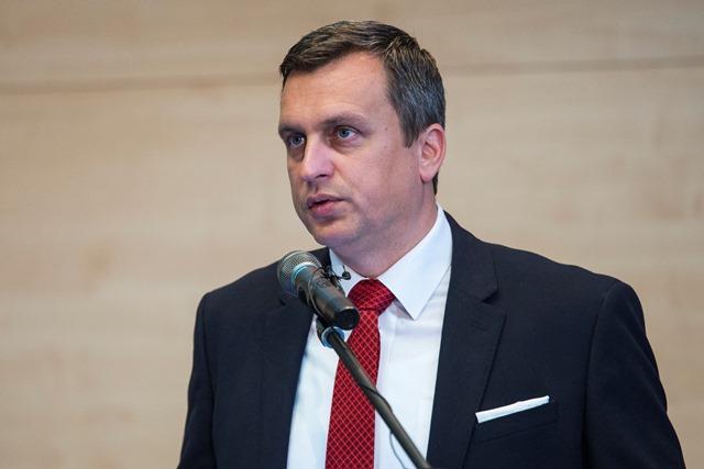 Na snímke predseda Národnej rady SR Andrej Danko
