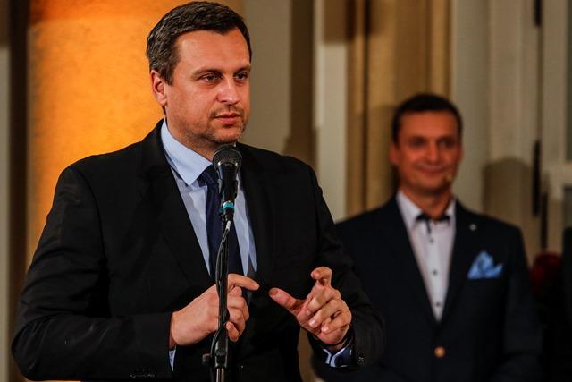 Na snímke predseda parlamentu SR Andrej Danko