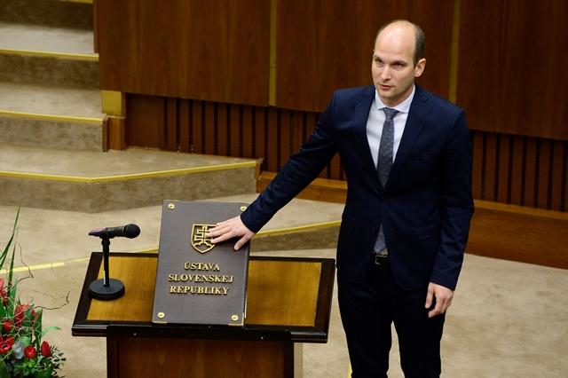 Na snímke Gábor Grendel