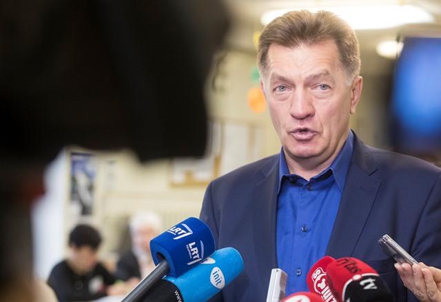 Litovský premiér Algirdas Butkevičius