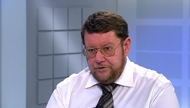 Ruský analytik a expert pre Blízky východ Jevgenij Satanovskij