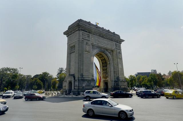 Bukurešť hlavné a najväčšie mesto Rumunska.