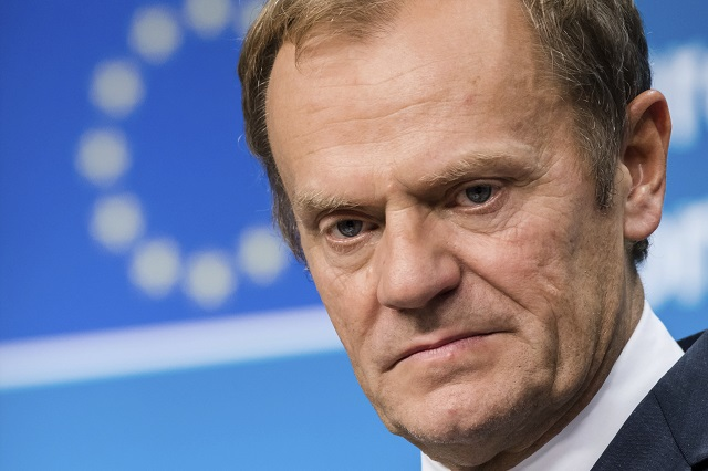 Predseda Európskej rady Donald Tusk