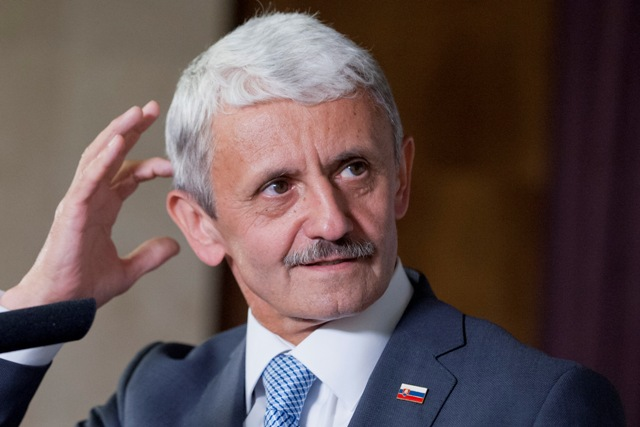 Na snímke slovenský expremiér Mikuláš Dzurinda