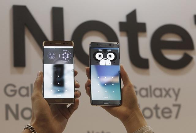 Samsung už zastavil predaj smartfónu Galaxy Note 7
