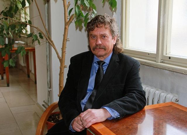 Na snímke Ján Keller