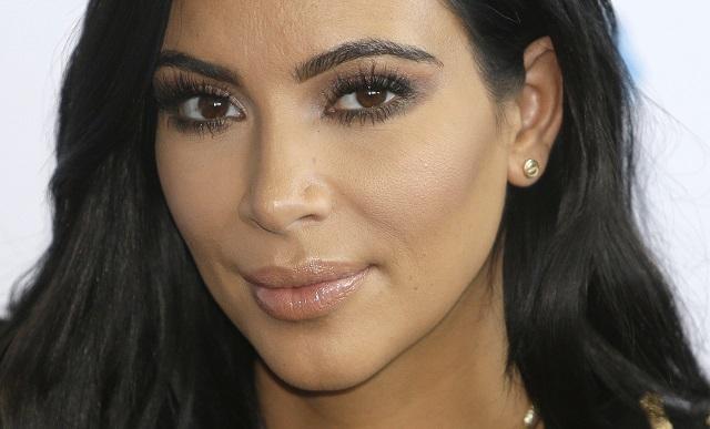 Americká televízna celebrita Kim Kardashianová