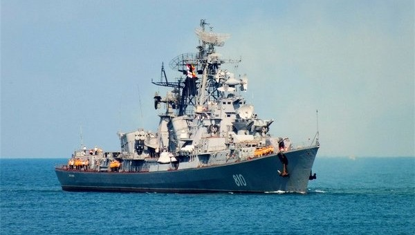 Ruská bojová loď  Jaroslav Múdry