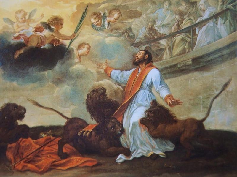 Martýrium Svätého Ignáca